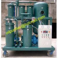 Buy cheap Vacuum Oil Dehydration purifier machine,High Viscosity Lube Oil Treatment Plant, from wholesalers