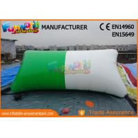 0.9mm PVC tarpaulin Inflatable Water Catapult / Inflatable Water Blob Manufactures
