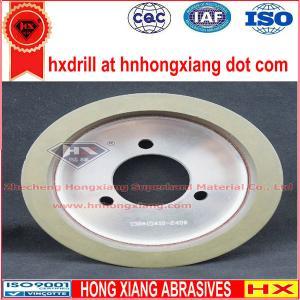 Quality diamond concrete flattening wheel for sale