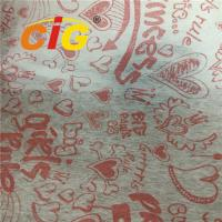 Flower Packing Use Very Thin PP Nonwoven Fabric With Print Design Manufactures