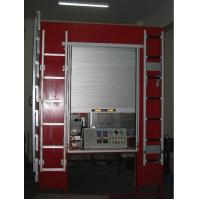 Fire Protection Roller Shutter/Rolling up Door for Emergency Trucks Manufactures