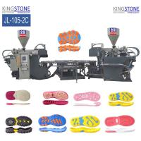 Kingstone Machinery Rotary Two Color Plastic Sole Injection Moulding Machine Manufactures