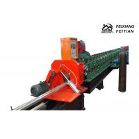 China Durable Roll Forming Equipment Square Lock Flexible Stainless Steel Pipe Making Machine on sale