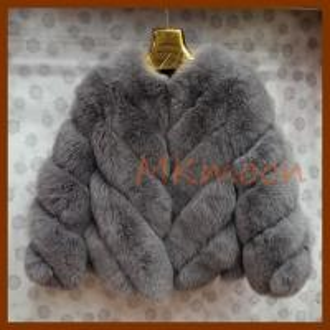 Buy cheap real Fox fur coat  -F103# from wholesalers