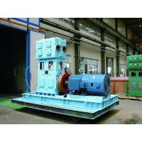 Skid-monunted Compressor Air Separation Plant ZW-3.3/165 ZW-57/30 Vertical ,two row,four stage casting steel blue colour