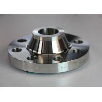 F304/ 304L Stainless Steel Forged Flanges , RF Type Flange High Temperature Resistant Manufactures