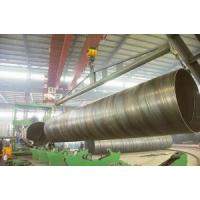 Mild Carbon Steel Spiral Pipe Manufactures