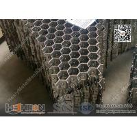 310S 2.0X20X50mm  Hex mesh for Refractory Lining | China Hexagonal Grid Factory Manufactures