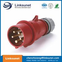 5PIN 32A waterproof Industrial Wire Harness Manufactures