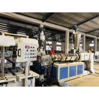 Safe Plastic Sheet Extrusion Line For PVC Decoration Advertising Celuka Foam Board Manufactures
