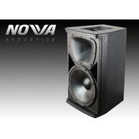 "400 Watt KTV Pro Audio Equipment 1x12"" Woofer With Two Way System Manufactures"