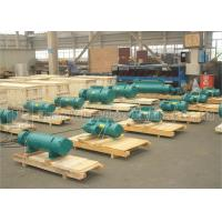 10 Ton Wire Rope Electric Hoist Small Lifting Equipment For Factories / Warehouses Manufactures
