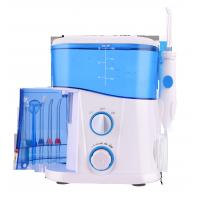 Five Unique Tips Professional Manual Oral Irrigator With Removable 1000ml Water Tank Manufactures