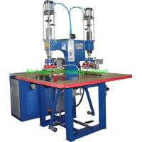 Quality 8000W Pneumatic High Frequency Welding Machine High Frequency Welder for Rainwear Welding for sale