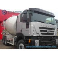 Buy cheap 6X4 IVECO Mixer Truck 25 Ton GENLYON cement mix truck For African from wholesalers
