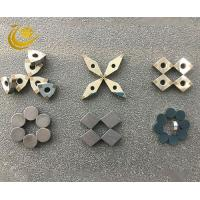 China Solid PCBN Cutting Tools Cubic Boron Nitride Inserts For Cast Iron Roughing on sale