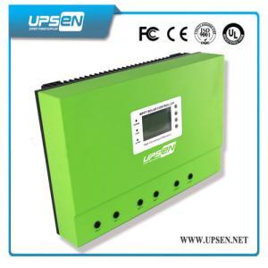 12V/24V/36V/48V System Auto Recognize MPPT Solar Ontroller for Easy Control Manufactures