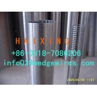 Wedge Wire Screen Cylinder Strainers Manufactures