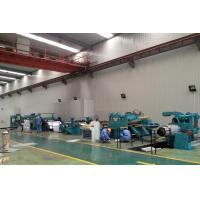 Hot / Cold Rolled Metal Sheet Cutting Machine With 500-1600mm Manufactures