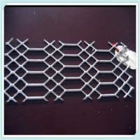 Quality Galvanized Expanded Wire Mesh Supplier for sale