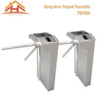 Airport Access Control Equipment Waist High Turnstile Gate Security And Convenience Manufactures