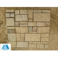 Tiger Skin Yellow Granite Paving Sets Granite Patio Flooring Granite Stone Patio Pavers Manufactures