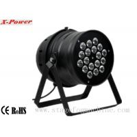 18 PCS*15 W 4 in1 RGBW  Led Pars Lighting Beam Par  , Par 38 Led Lights  PL-42 Manufactures