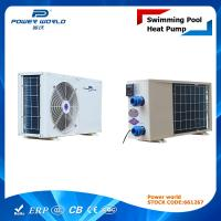 Quality titanium heat exchanger heat pump buy from 2590 for Air pompe piscine