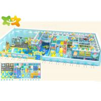 China Anti Static Mall Play Area Equipment  Naughty Castle High Safety UV Resistant on sale
