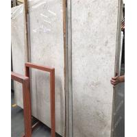 White Rose Marble Slab Countertops / Marble Tile Kitchen Countertops Manufactures