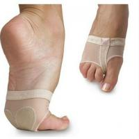 Hot-selling Dance Sole sock Foot thongs Dancing Foot protective sleeve Dance Foot Guards Manufactures