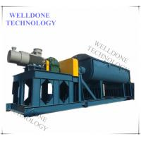 China Oil / Electroplating Sludge Dewatering Equipment Large Scale 0 . 5 - 80Ton on sale