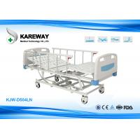 Five Functions Electric Hospital Care Bed Moteck Motor Taiwan Brand Manufactures