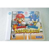 China DS DSI game card:Mario & Sonic at the Olympic Games DS Games on sale