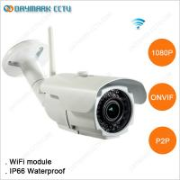 China 2 Megapixel High Resolution IP Outdoor Wireless Security Camera on sale