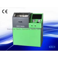 Quality High Precision Measurement Heui Hydraulic Injector Test Bench for sale