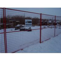Hot sale temporary metal fence panels for Canada Manufactures