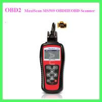 MaxiScan MS509 OBDIIEOBD Scanner Manufactures