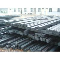 Hot Rolled Carbon Steel Square Billets 150 * 150 mm For Spring Steel Manufactures
