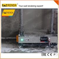 Quality Building Automatic Wall Rendering Machine With Plastering Techniques for sale