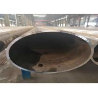 HF ERW / EFW double side surbmerged SSAW LSAW carbon steel pipes for line pipes or structure Manufactures
