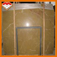 China Natural Indus Beige Marble Different Size Thickness For Decoration Wall And Floor on sale
