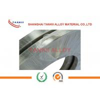 China Cuni20 Copper Nickel Alloy Wire Resistance Strip Silver Color With Bright Surface on sale