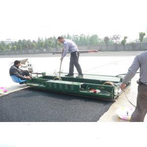 China TPJ-1.5 Sports Running Track Paver Laying Machine on sale