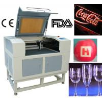 Quality China Dongguan Laser Engraving Machine Price with CE and FDA 900*600mm for sale