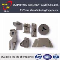 Steel Investment Casting Sewing Machine Spare Parts Wear Resistance Manufactures