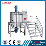 1000L, 2000L 3000L, 5000L Guangzhou China Cosmetics Heating Mixer Machine Hand Sanitizer Making machine mixing tank Manufactures