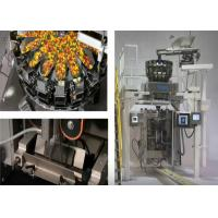 High Speed Automatic Pouch Packing Machine For Powder / Granule Touch Screen Manufactures
