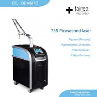 FAIREAL MED Picosecond Laser Q switch Nd Yag laser Tattoo Removal machine MANUFACTURER Manufactures