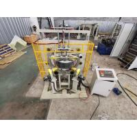 China Industry Wire Coil Wrapping Machine Automatic Film Feeding , Packaging on sale